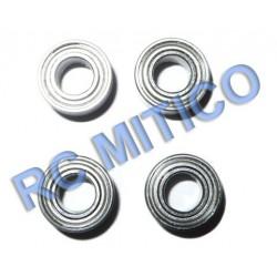 286068C - Rodamientos 10x5x4 mm x4 uds.