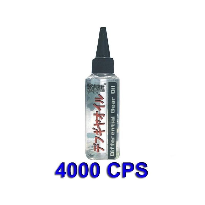 Aceite para diferencial 4000 CPS