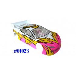 01023 - Carroceria Racing 1/10 - CORTADA Y LISTA