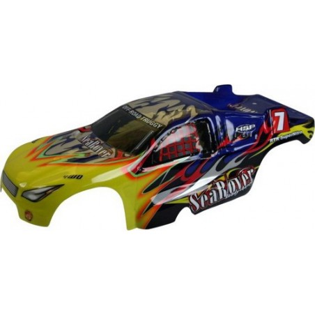 08501E - Painted body Truggy 1/8 Electric