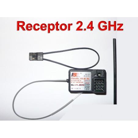 Receptor Flysky 2.4 GHz