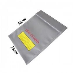 Bolsa de seguridad para baterias Li-Po - Ignifuga