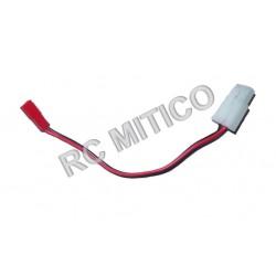 Cable conector JST Hembra - TAMIYA Macho