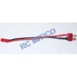 Cable conector JST Macho a T-DEAN Macho
