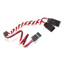 Cable en Y extension para Servo y Receptor RC
