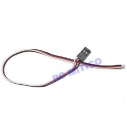 Cable FUTABA Macho 20cm