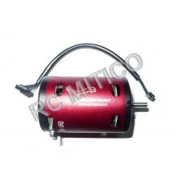 Motor Brushless CON SENSORES  3650/9.5T - 3900 KV
