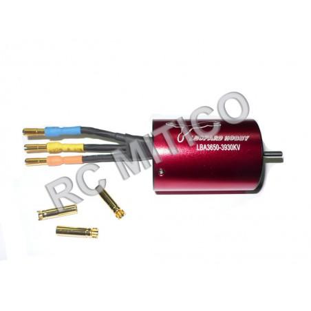 Motor Brushless Leopard - 3650 - 3060 KV - 4 POLOS