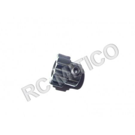 Piñon de Acero 12 dientes - ACERO - Modulo 1
