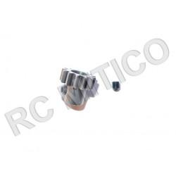 Piñon de Acero 13 dientes - ACERO - Modulo 1