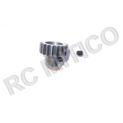 Piñon de Acero 19 dientes - ACERO - 32 Pitch