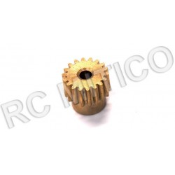 11120 - Motor Gear 18 Teeth - 18 dientes - MOD 0.6