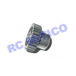 11193 - Gear 23 Teeth - 23 dientes ACERO - MOD 0.6