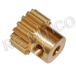6626 - Piñon de 24 dientes - 24T - MOD 0.6