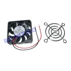 Ventilador Brushless 5v / 0.16A - 5x5 cm