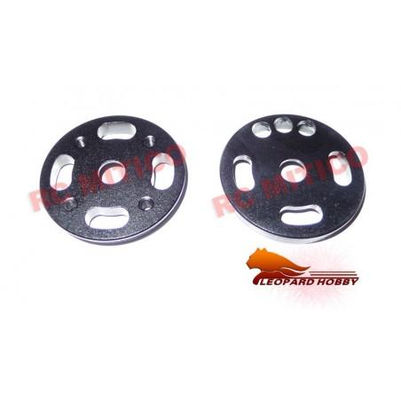 Front / Rear LBP36xx Leopard Brushless Motor cover