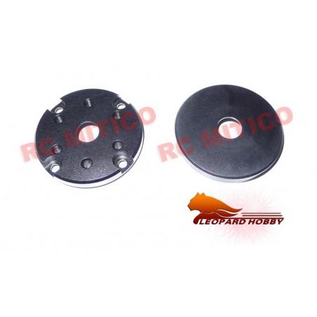 Tapas Frontal/Trasera para motor Brushless LBP40xx