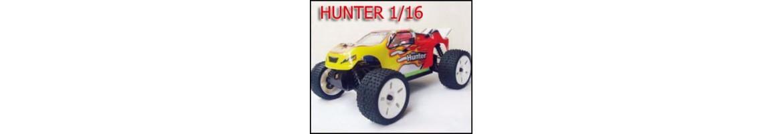 Repuestos para Truggy HSP Hunter Proudman 1/16