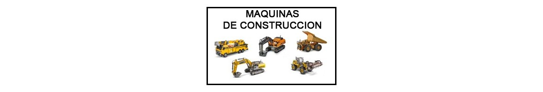 Maquinas de Construccion RC: Gruas, Excavadoras, Cargadoras...