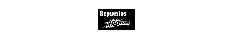 Repuestos para HB Racing - HotBodies