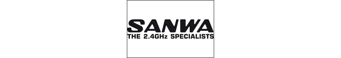 SANWA Transmitters, Receivers and Servo