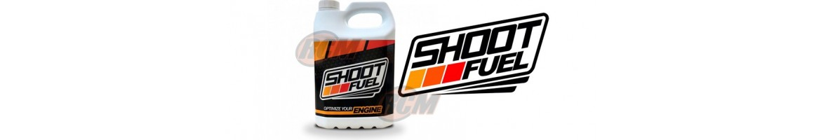 Combustible Shoot Fuel para coches RC