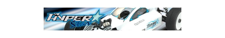 Recambios para Buggy HoBao Hyper Star Nitro y Electrico