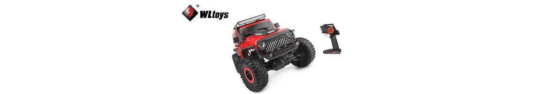 Repuestos para Crawler Jeep Wrangler WL Toys 104311