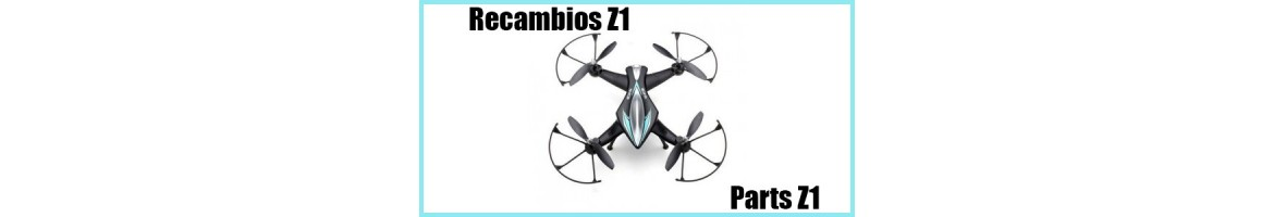Spare Parts for Z1 Drone