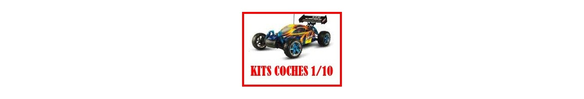Kits 1/10 - Coches Radiocontrol en KIT