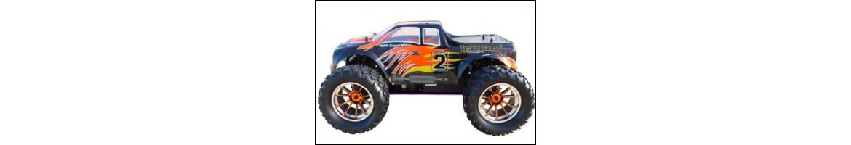 Repuestos Monster Truck Tyrannosaurus 1/10