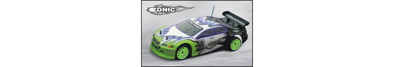 Repuestos para RC Sonic 1/10 de HSP, HIMOTO, AMAX