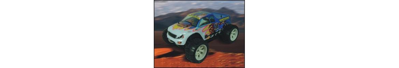 Repuestos Monster Truck Brontosaurus 1/10 - Electrico Brushless