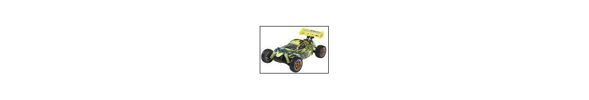 Repuestos Buggy XSTR PRO 1/10 - Electrico Brushless