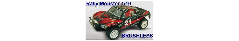 Repuestos para Rally Monster 1/10 TT Short Course