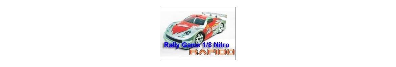 Repuestos Rally Game RAPIDO 1/8