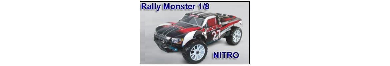 Repuestos Rally Monster 1/8 Nitro