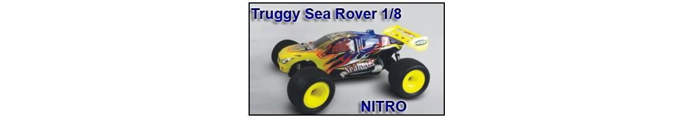 Repuestos para Truggy Sea Rover 1/8 TT 4x4 NITRO