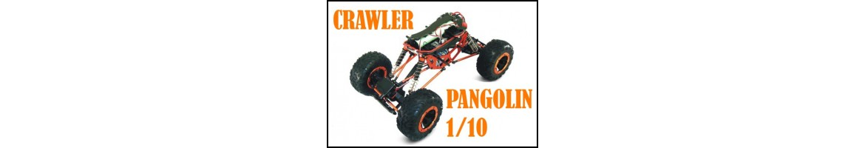 Repuestos Crawler Pangolin HSP, AXIAL, Etc...