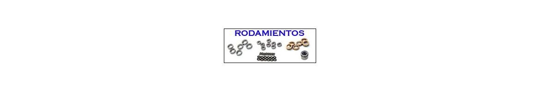 Rodamientos diferentes tamaños para RC