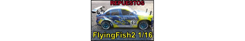 Repuestos para FlyingFish2 1/16