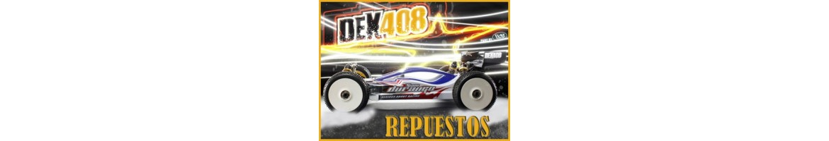 Repuestos Team Durango DEX408