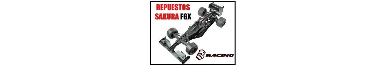 Repuestos para Sakura FGX