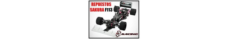 Repuestos para Sakura F113