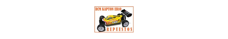 Repuestos para Buggy RCM Kapton EB10 - 1/10