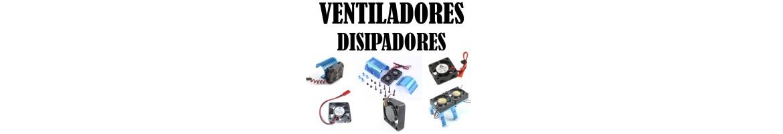 Ventiladores - Disipadores RC