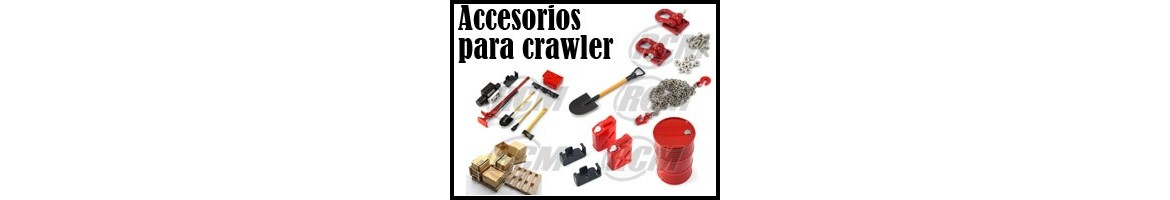 Personaliza tu carroceria - Crawler - Monster Trck