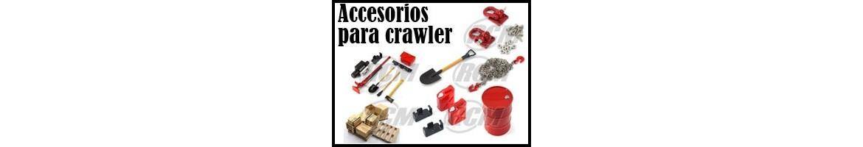 Personaliza tu carroceria - Crawler - Monster Trck