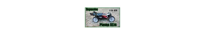 Repuestos para RCM Buggy Plasma BX16