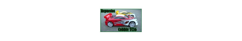 Repuestos para RCM Touring Cobble TC16
